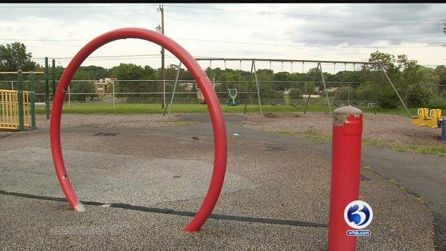 VIDEO: Vandalism causes Bristol splash pad to close until next year