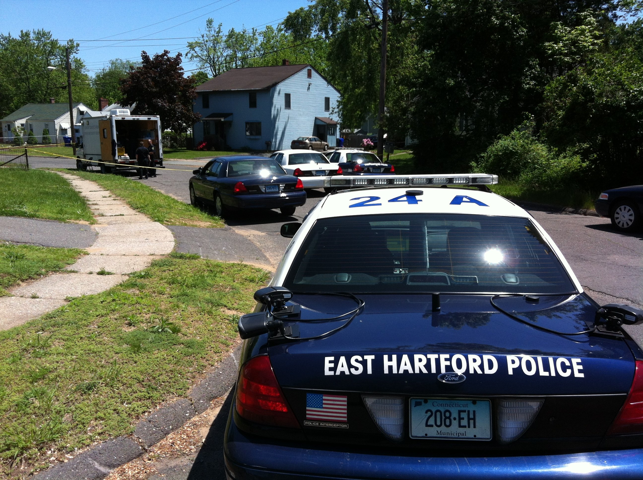 police investigate east hartford shooting   wfsb 3 connecticut