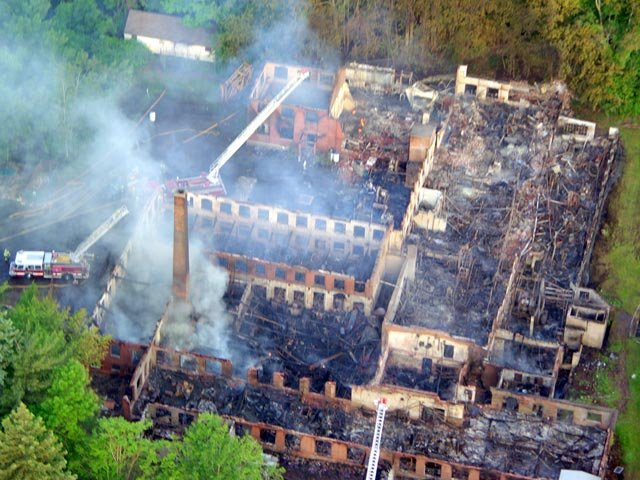 Don Martin snapped this picture of the Bevin Bell Factory in East Hampton