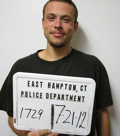 Frederick Dart - courtesy of the East Hampton Police Dept.