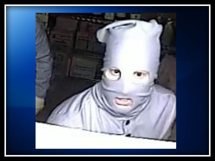 Here is one of the men who broke into the Salem Valley Farms Ice Cream Company.