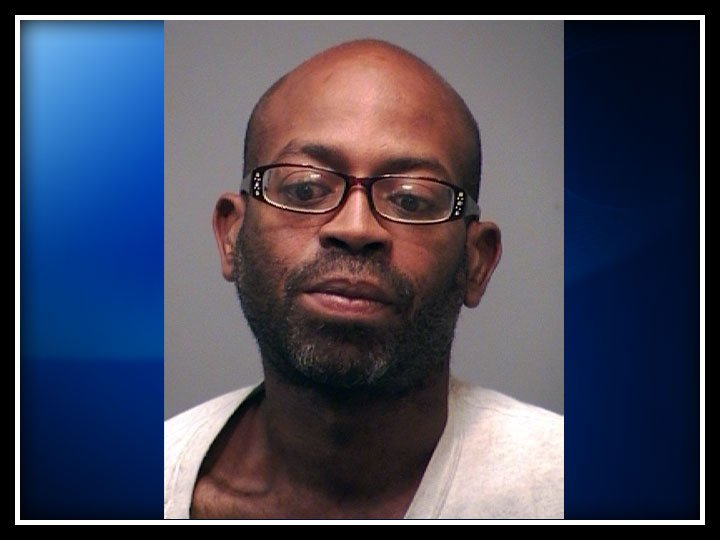 Brian Howard, 45, of New Haven, was caught stealing a stove from a home.