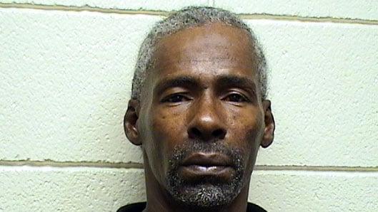 Barry Gholson, 54, is accused of trying to steal chewing gum from a South Windsor Target.