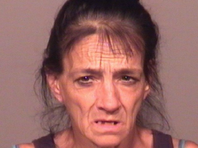 © Deborah Hastings, 52, of Meriden was arrested on drug charges Friday.