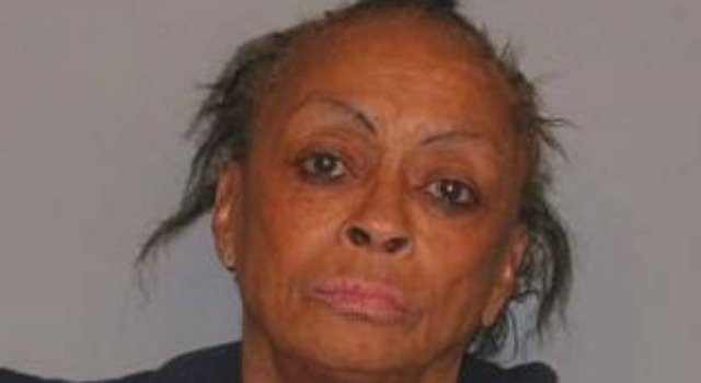 © Janice Harvey stabbed another woman with a box cutter, police said.