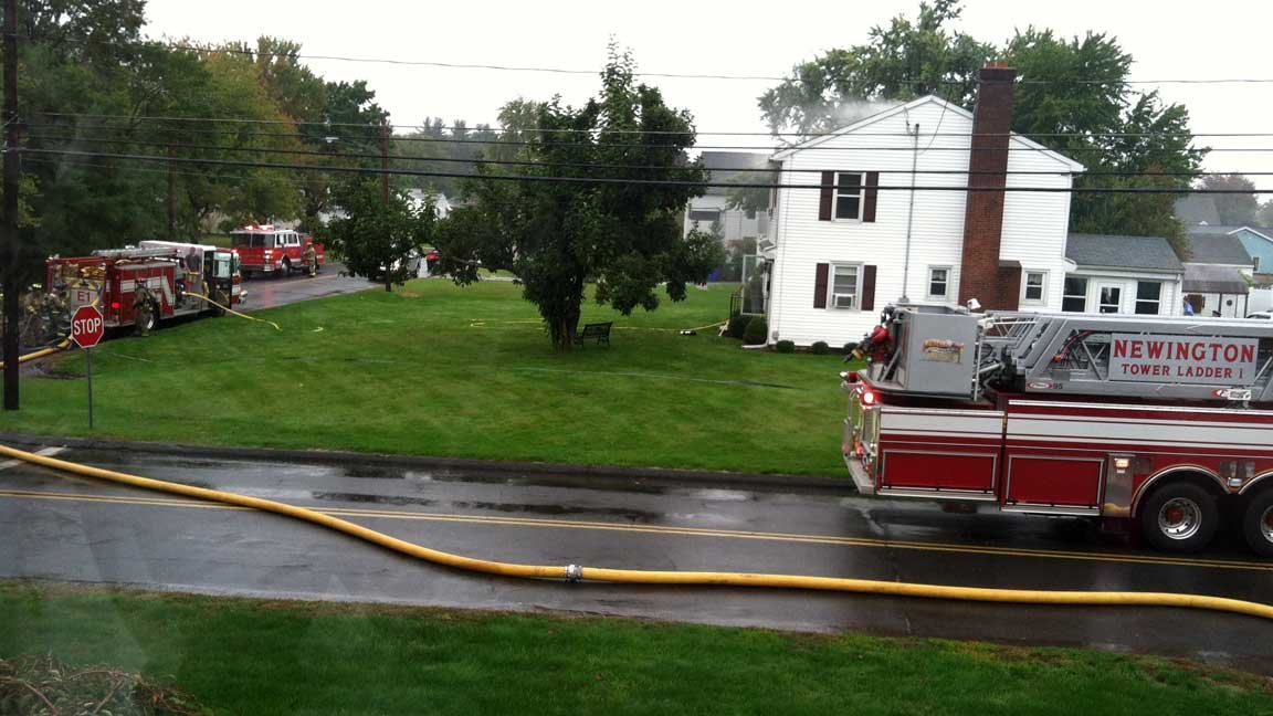 Woman injured after kitchen fire in Newington - WFSB 3 Connecticut