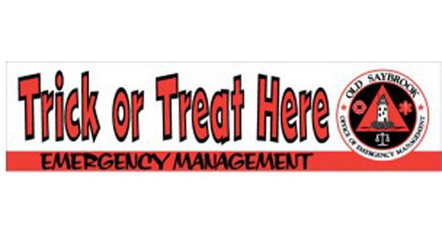 © Old Saybrook Halloween Signs