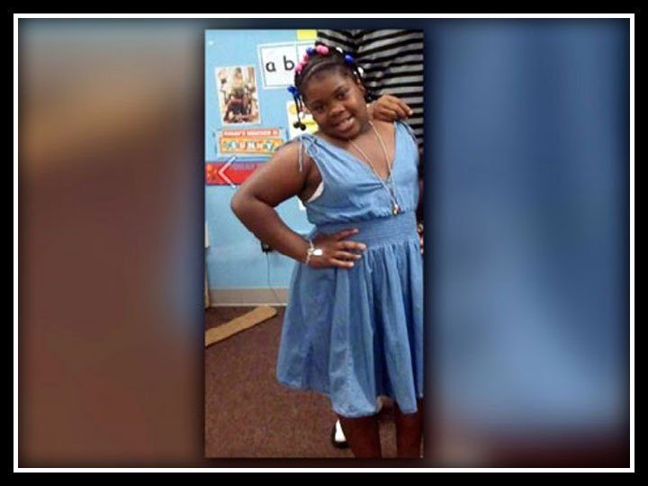 Jasmine Bryant, 10, suffered serious injuries in the Middletown crash and was pronounced dead at Hartford Hospital.