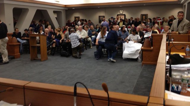 © File photo of a New Britain Common Council meeting when the ordinance was passed.
