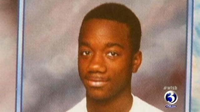 DeAndre Felton, 15, died after a stabbing near the Meriden Mall.