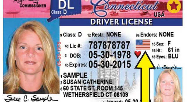 Lost Rhode Island Drivers License