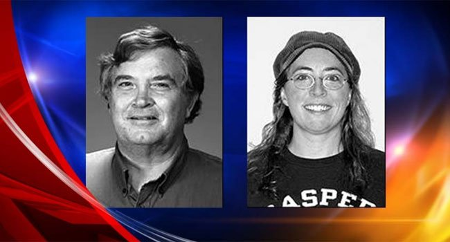  Victims: James Krumm and Heidi Arnold (Courtesy: Casper College)