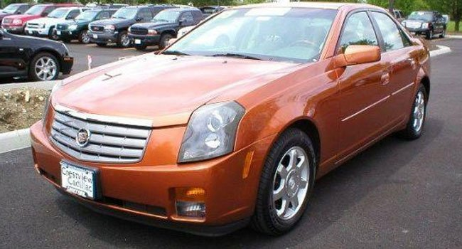 © Hartford police released this picture, which shows a car similar to the one that was stolen.