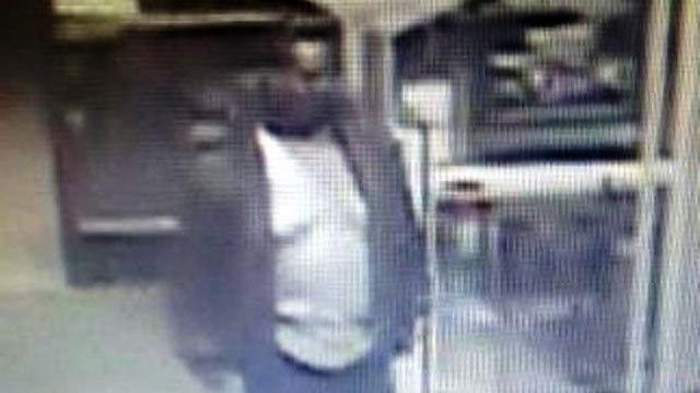 Waterford police said this man stole numerous North Face jackets from a local business.