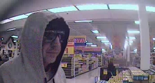 © The following photo was provided by the Bristol Police Department of the possible suspect.