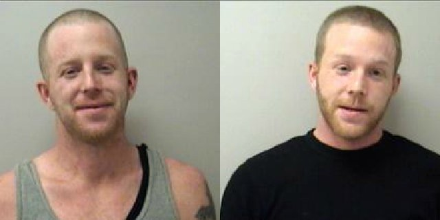 © The following photo of Aric Ryan Hale and Sean Peter Hale was provided by the Manchester Police Department.
