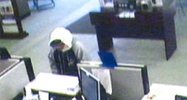© The following photo of the suspect was provided by the Connecticut State Police.
