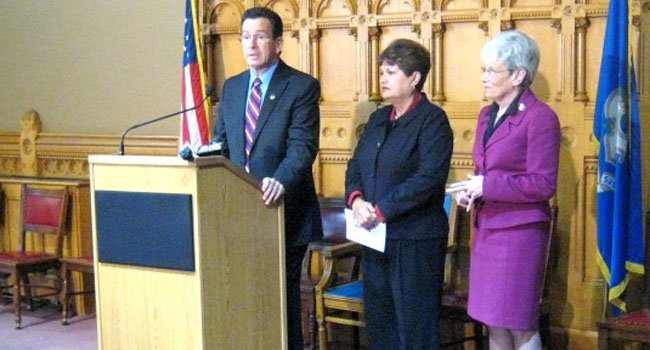  Gov. Dannel P. Malloy nominates Appellate Court Judge Carmen Espinosa to sit on Connecticut's State Supreme Court.