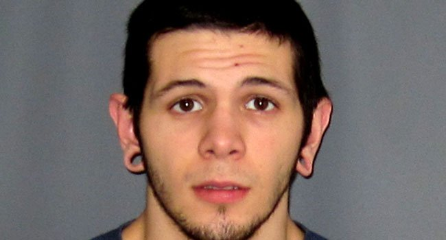 © The following photo of Aharon Ron was provided by the Glastonbury Police Department.