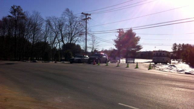 Three Stafford Springs schools were locked down after a bullet was found on a school bus.