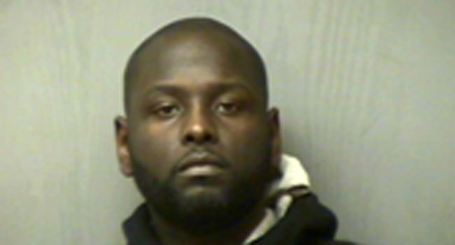 © The following photo of Aaron Moore was provided by the Norwich Police Department.