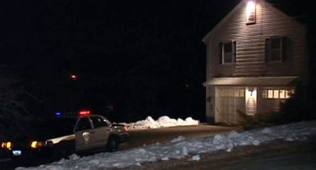 © Two bodies were discovered inside a Southington home Wednesday afternoon.