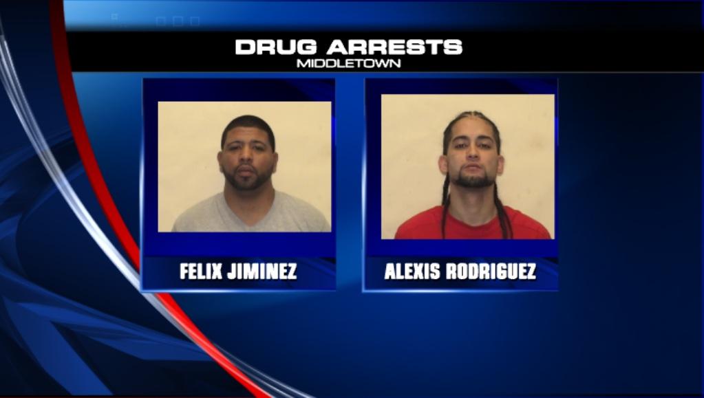 Drug Bust 100 Arrested