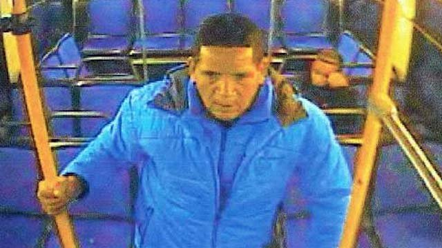 Police said they're looking for Jesus Ayala, 58, in connection with the groping of two female teenagers on various buses.