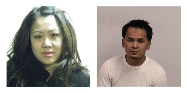 ? The following photos of Dominique Phraviaxy and Xayonh Phaosoung provided by the Westport Police Department.