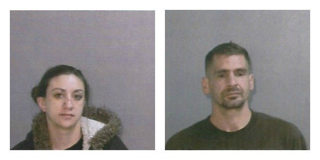 ? The following photos of Linsday Powell  and Gabriel Austin, were provided by the Suffield Police Department.