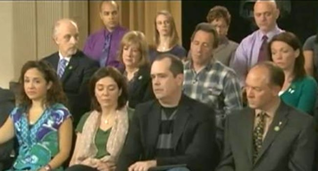 The victims of the Newtown school sit down with Scott Pelley from '60 Minutes.'