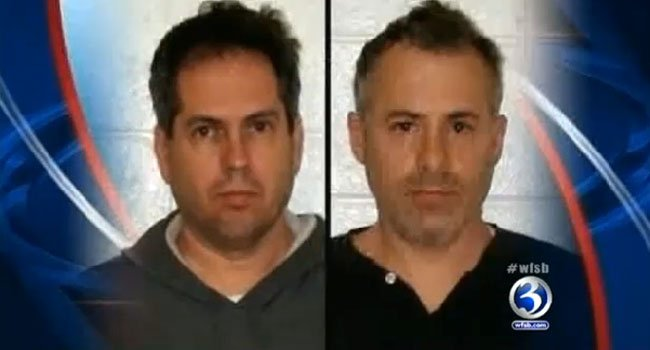 ? The following photos of George Harasz and Douglas Wirth were provided by the Glastonbury Police Department.