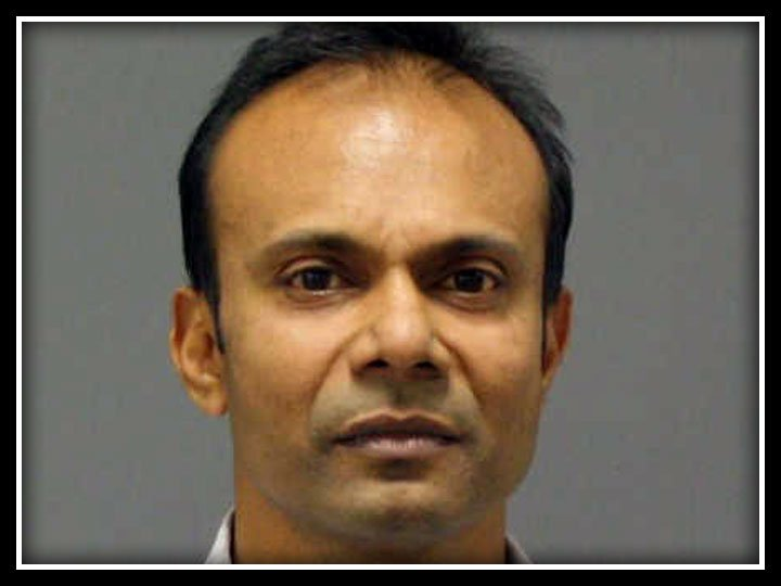 ? The following photo of Joseph Rajkumar was provided by the Farmington Police Department.