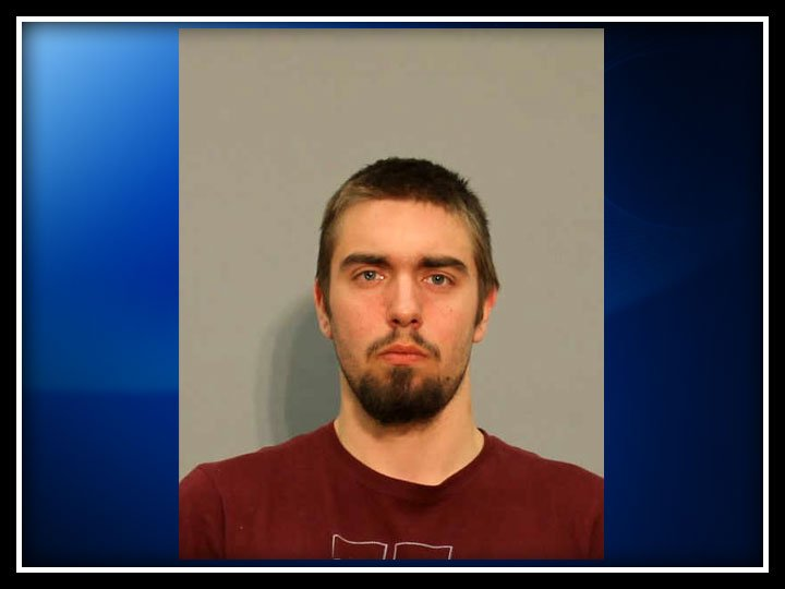 The following photo of Mark Anthony Robert was provided by the Vernon Police Department.