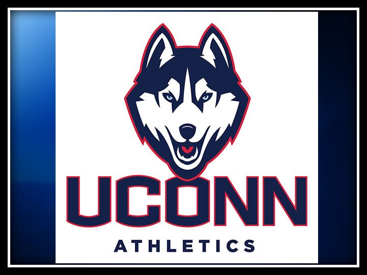 ? The new logo was provided by UConn