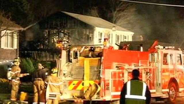 One person was killed in a fire in Wethersfield