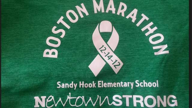 The following picture is from the Newtown Strong Fund.