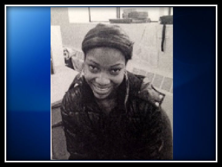 The following photo of Kaelyn Thomas was provided by the Hamden Police Department.