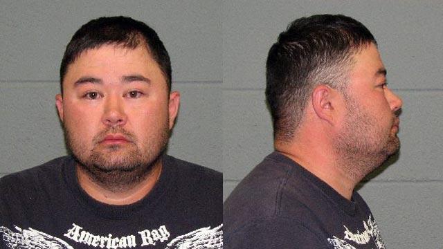 Anthony Lee Faulk, 31, of North Carolina