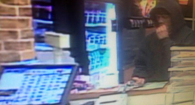 The following photo of suspect was provided by the Bridgeport Police Department.