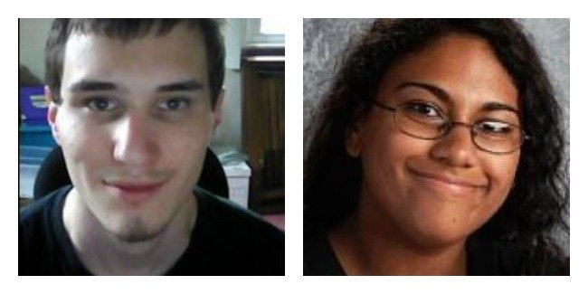 Samantha Pabon, 16, and Noah Kalafus, 19, have been reported missing by the Milford Police Department.