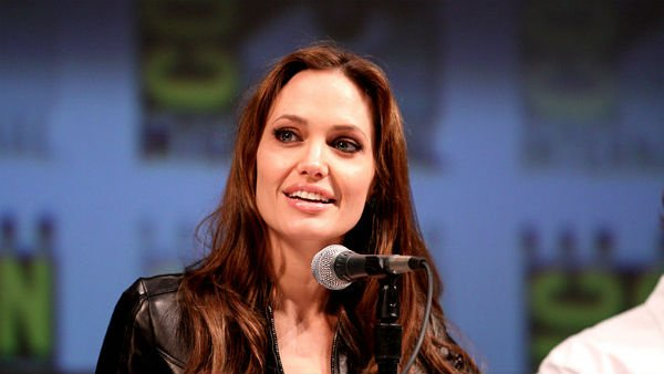 Angelina Jolie said she had the BRCA1 gene, which made her a high risk for breast cancer. (Source: Gage Skidmore/Wikimedia Commons)