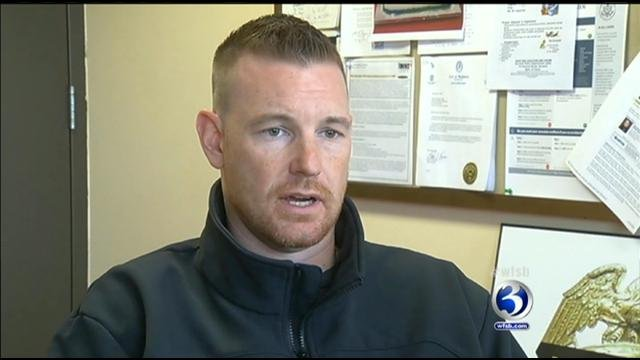 Officer Jonathan Ley sat down with Eyewitness News.