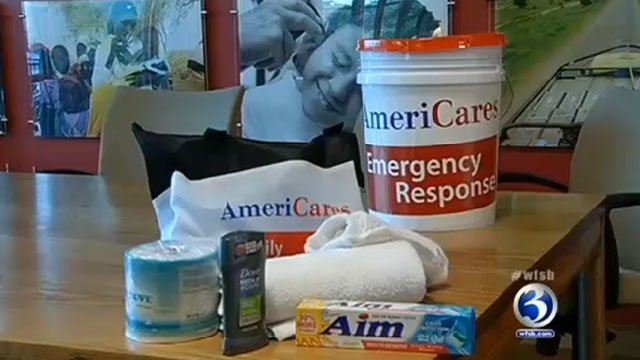 AmeriCares Emergency Response Kit