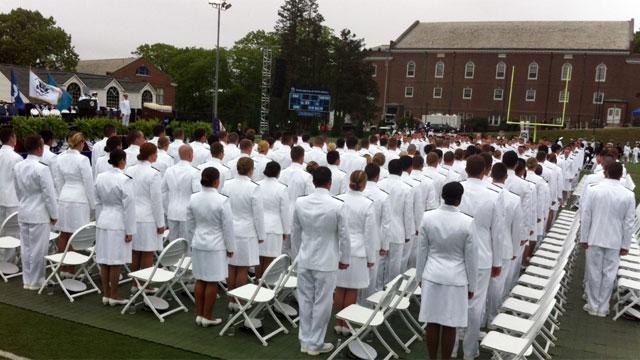 U.S. Coast Guard Academy Class 2013