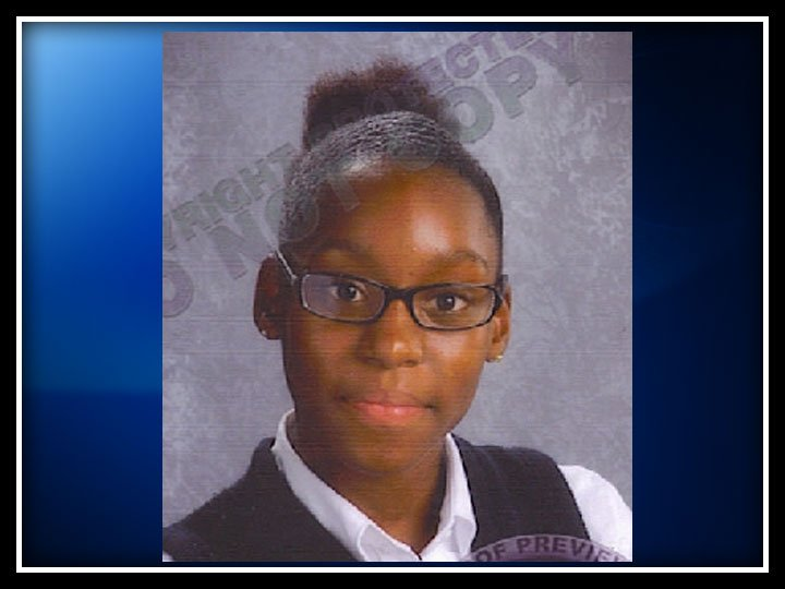 The following photo of Regine Winifred was provided by the Hartford Police Department.