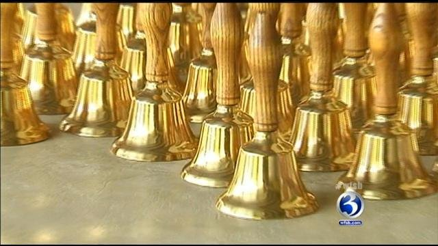 Bevin Brothers Bell Factory bells