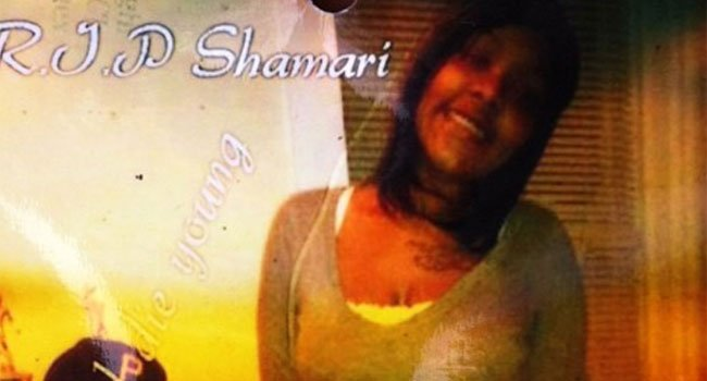 The photo of Shamari Jenkins was provided by her family.