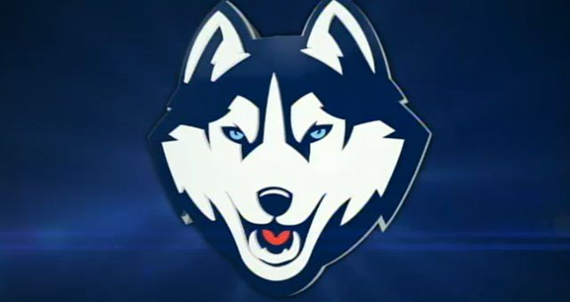 The new logo was provided by UConn