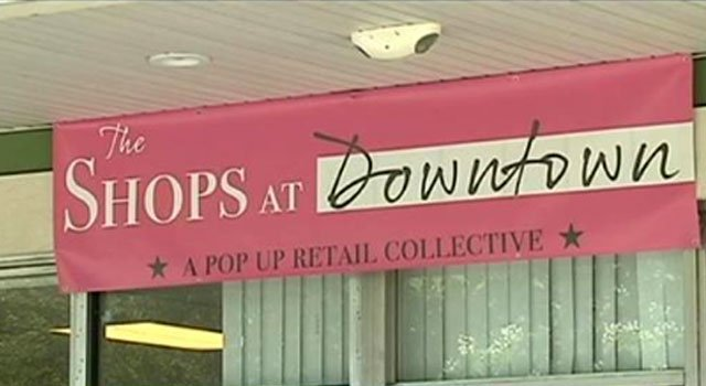 The Shops at Downtown, which is a pop-up vendor market, will be held on weekends in Bristol starting Saturday.